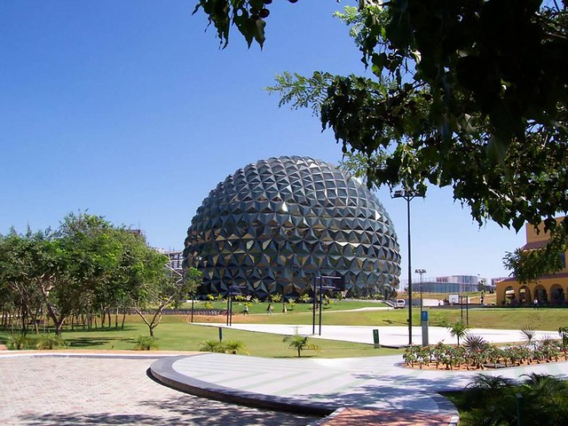 The Infosys Mysore Campus Is An Amazing Office Space