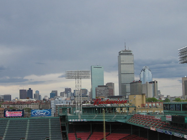 Fenway Park, Boston