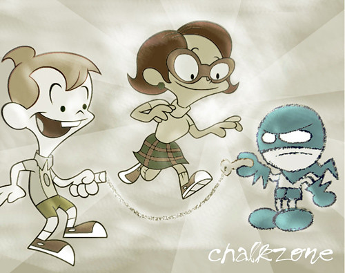 Chalkzone Popular Cartoon