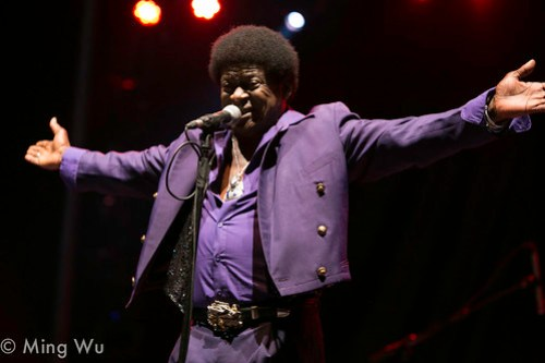 Charles Bradley and His Extraordinaires @ Ottawa Bluesfest 2015