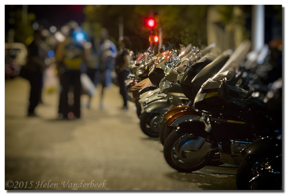 Motorcycle Gathering