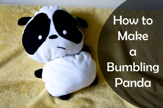 How to Make a Bumbling Panda