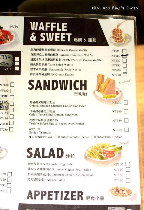 綠光咖啡台中早午餐02