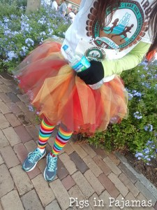My Turkey Trot Tutus