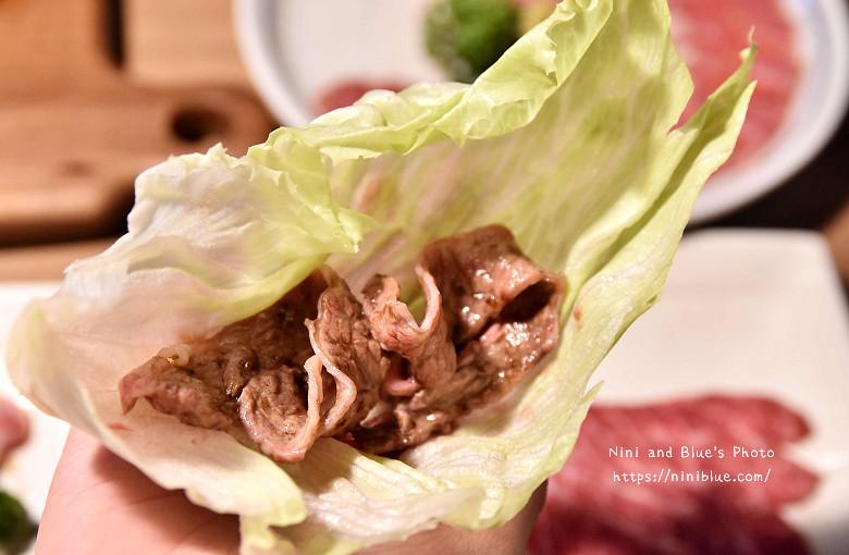 台中燒肉推薦雲火燒肉28