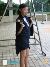 06062003 - FOC.Trial.Camp.0304.Dae.2 - Dress.Up.Competition.At.Pool.. Persians' Model.