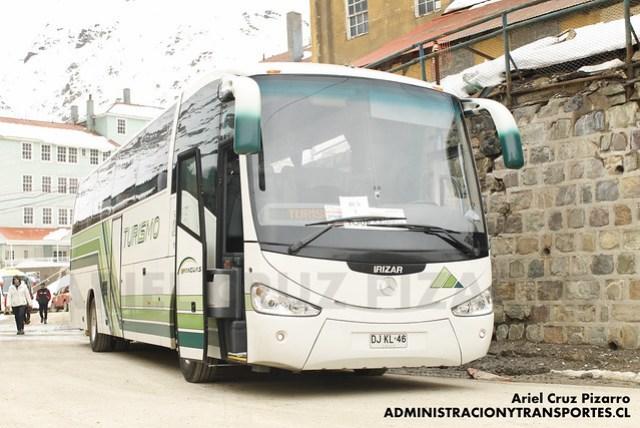 Yanguas - Sewell - Irizar Century / Mercedes Benz (DJKL46)