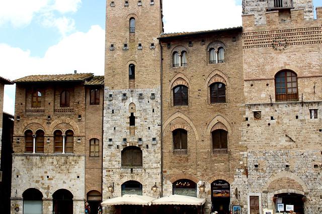 Tuscany San Gimignano - 1
