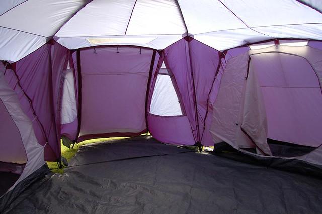 Three bedroom tent  Flickr  Photo Sharing