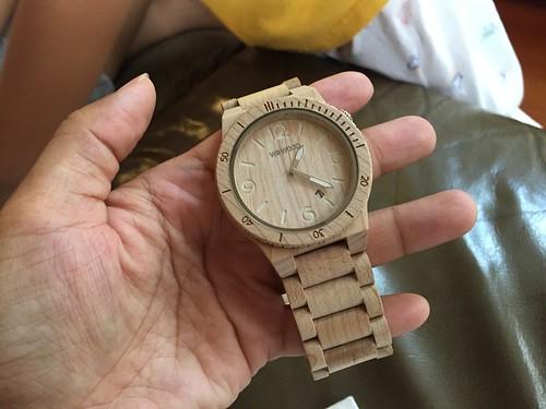 很厲害的選物店奧立+wewood木頭手錶 @ 被貓撿到的幸福 :: 痞客邦
