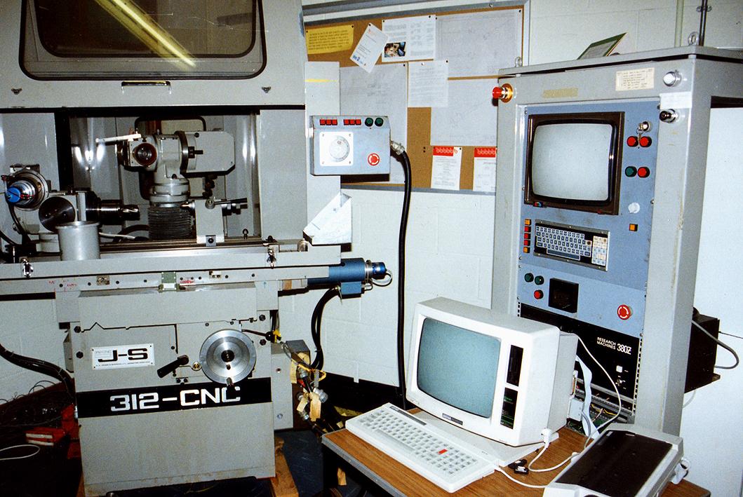 Imagen gratis de una sala con tecnología antigua
