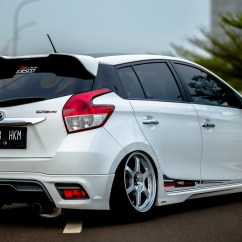 Toyota Yaris Trd Putih Immobilizer Grand New Avanza Gettinlow Modifikasi 2014 Milik Nasrul Dari