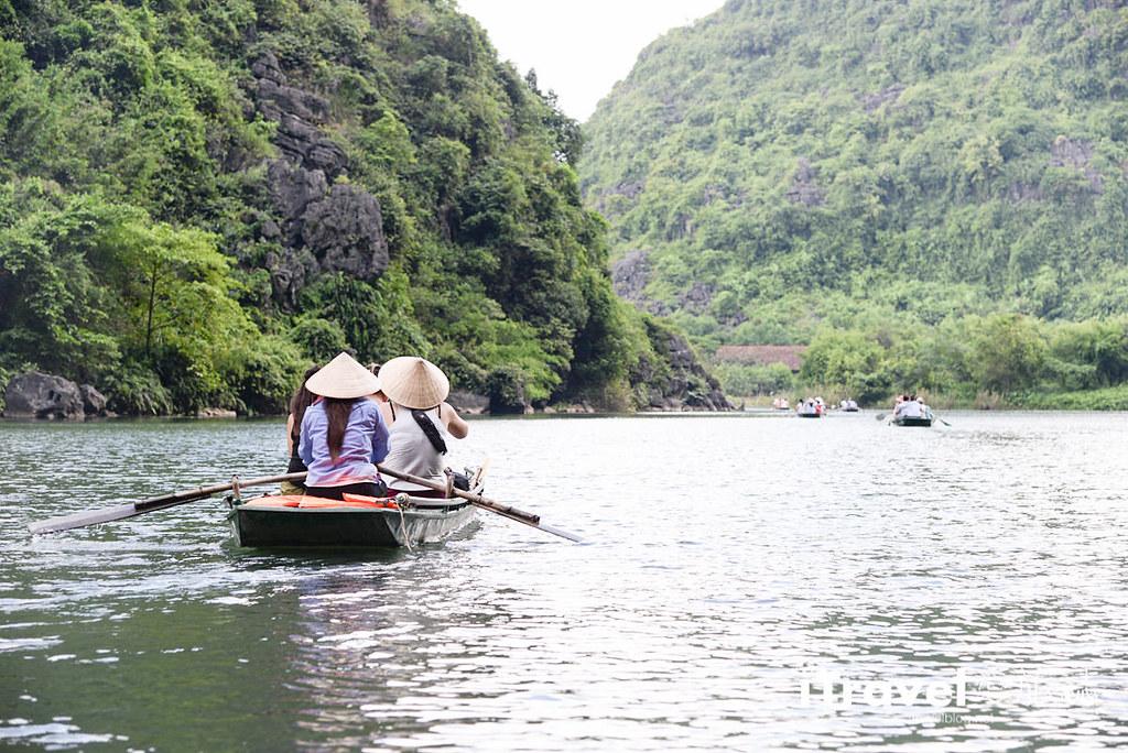 越南河内陆龙湾游船体验 (34)