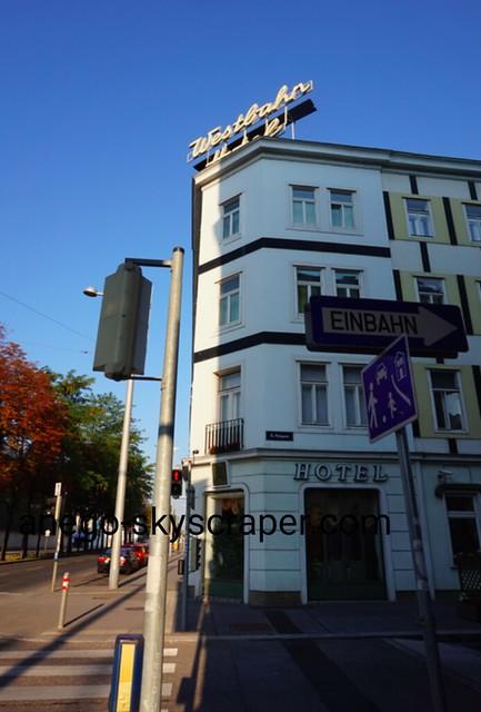 ホテル ウェストバーンホフ