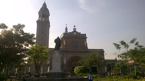 Catedral de Manila, Carlos IV, Palacio del Gobernador y Ayuntamiento