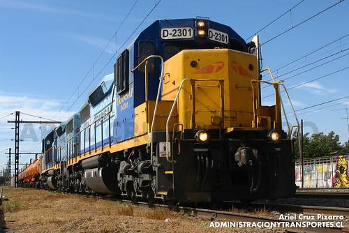 Transap - Tren del Ácido - D2301