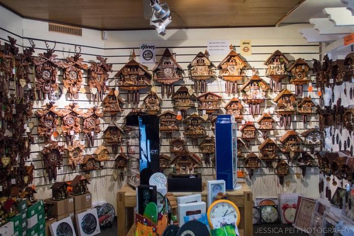 Cuckoo Clocks Titisee Germany