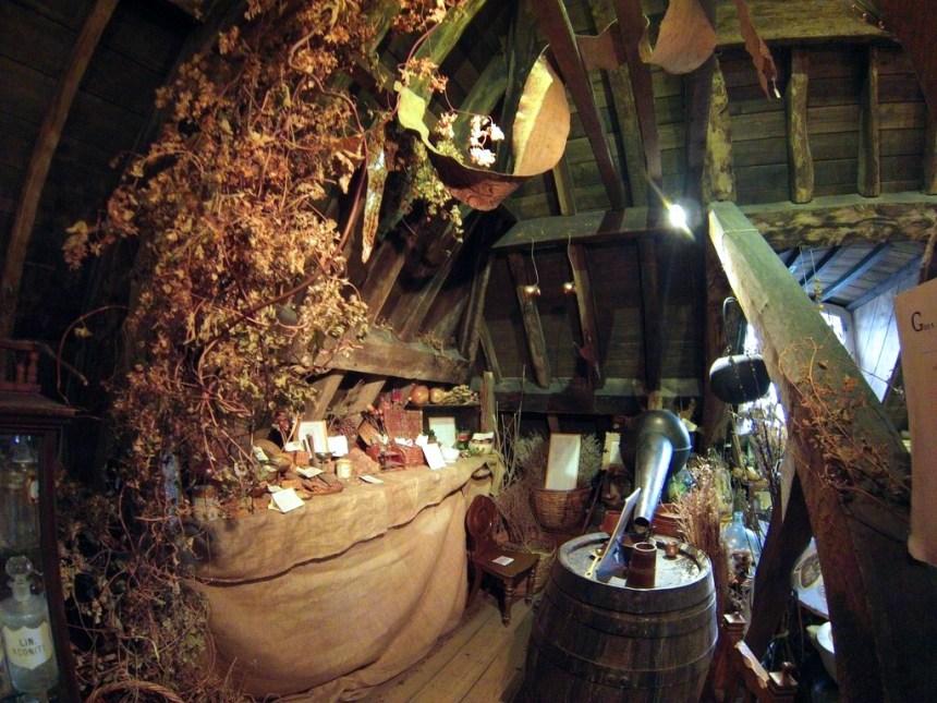 Interior del Herbolario y antiguo quirófano de la Torre de St. Thomas El antiguo quirófano escondido de Londres El antiguo quirófano escondido de Londres 20475268641 aa5f10a48b o