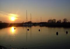 River Frome estuary