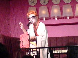 Victoria Roberts at Dixon Place.