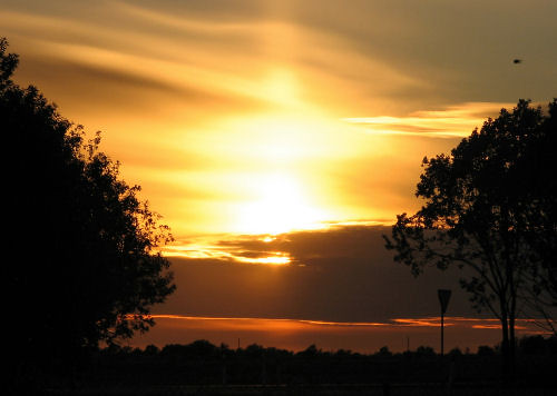 Country Sunset Flickr Photo Sharing