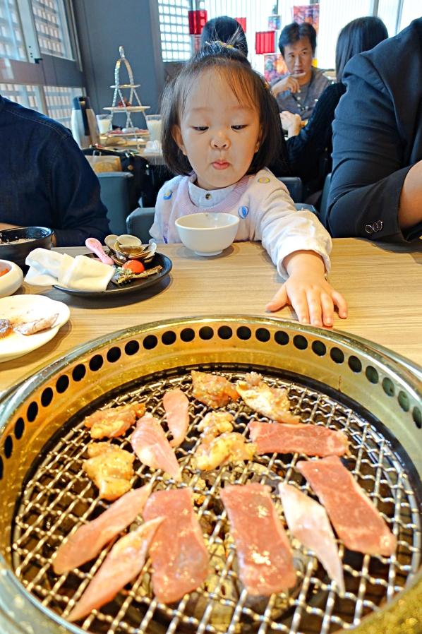 台中烤肉,台中美食,屋馬燒,結婚紀念日,肉文心店 @VIVIYU小世界