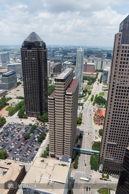 Ross Building in Dallas