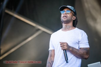 Ty Dolla $ign @ Fvded in The Park - July 4th 2015