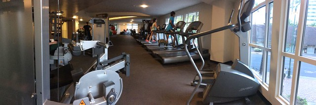Westin Moana Surfrider - Fitness club