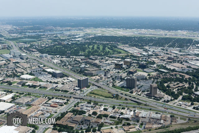Dallas Aerial Photography