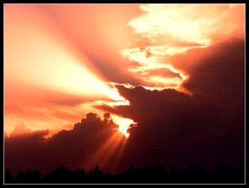Tehran Sunset