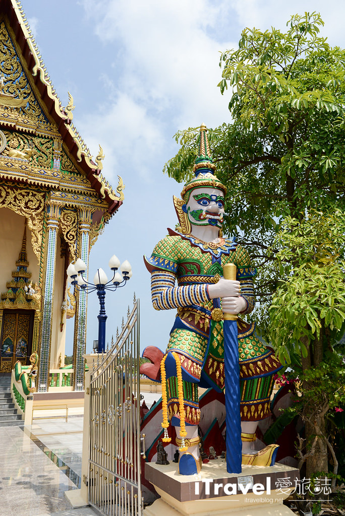 《苏美岛景点推介》富贵大佛、弥勒佛、千手观音、泰国庙:苏梅岛北景点顺游,齐聚多元化信仰