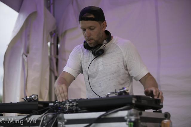 DJ Illo @ Ottawa Bluesfest 2015