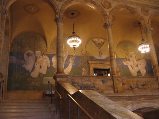 Bibliothèque publique, Boston