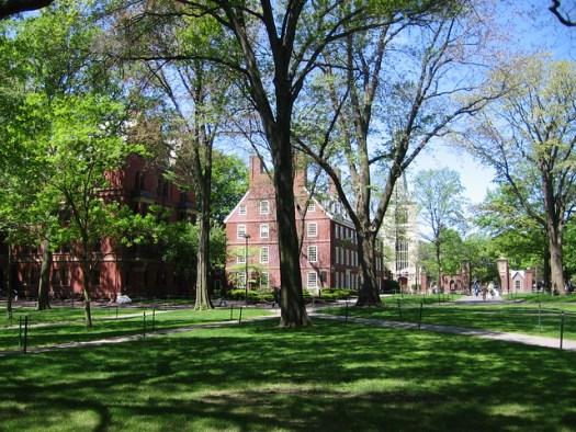 Université Harvard, Cambridge