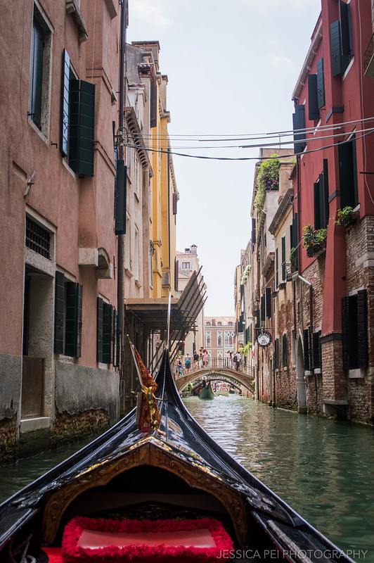 Time for a Gondola Ride, Venice