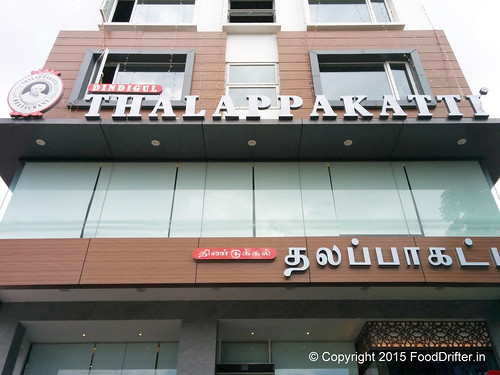 The Thalappakatti Restaurant In Dindigul