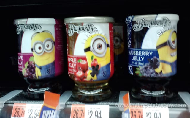 Braswell's Minions Jelly