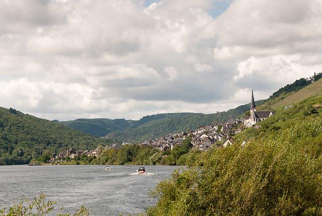El valle del Mosel