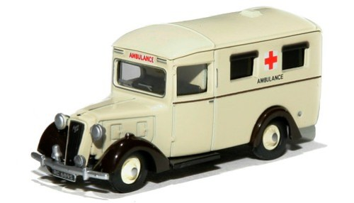 10 Oxford Austin ambulance