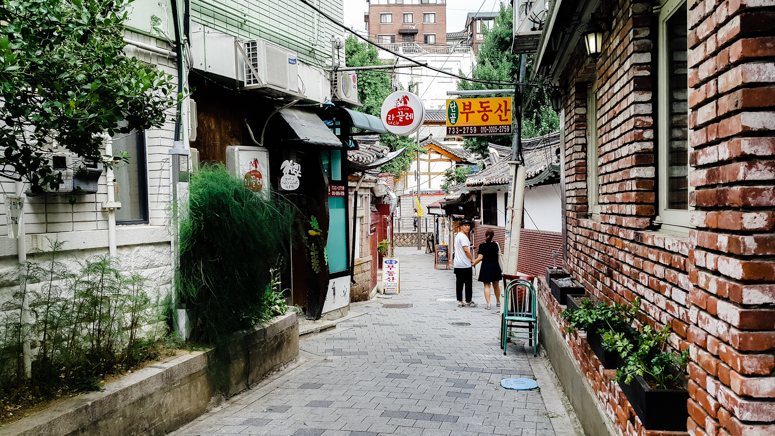 seoul // samcheong-dong (삼청동)