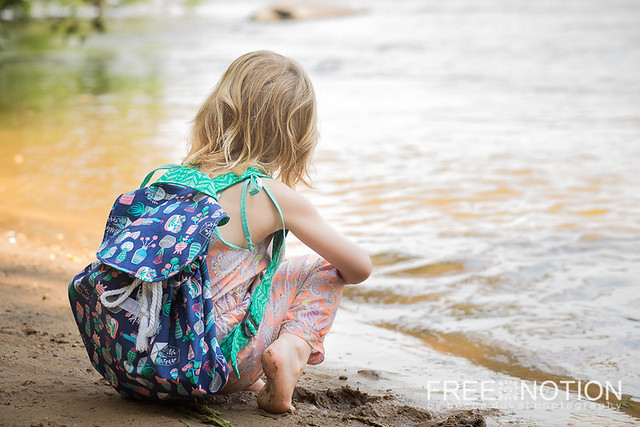 river backpack sewing pattern