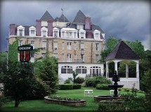 Crescent Hotel Located In Remote Resort Town Of Eureka
