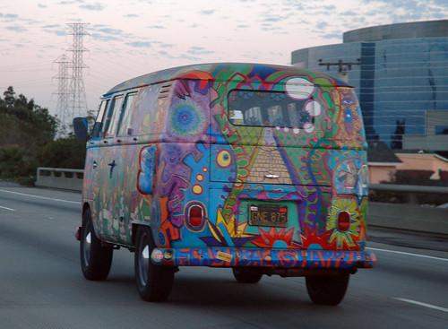 Hippie VW 2
