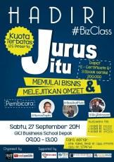 Menjadi Pembicara #BizClass
