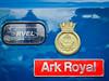Ark Royal nameplate