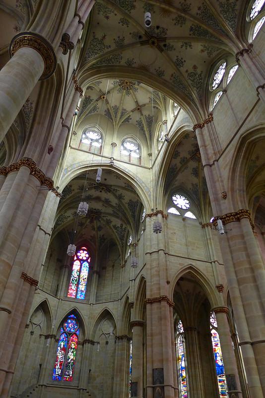 A la découverte de Trier (Allemagne) - 069 - Liebfrauenkirche