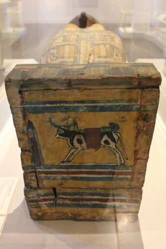 Coffin of Na-Menkh-Amen, San Antonio Museum of Art