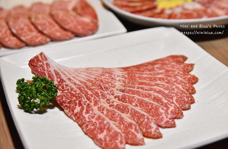 台中燒肉推薦雲火燒肉09