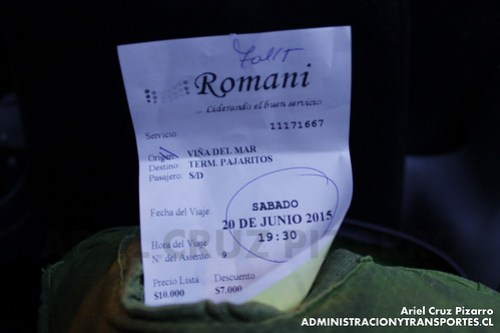 Pasaje Romani - DZZF40